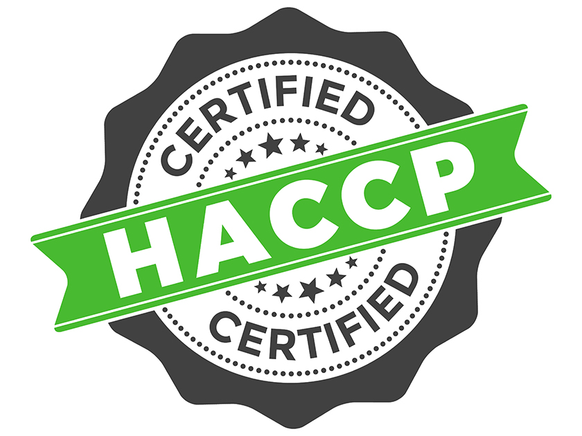 PRP – GMP – HACCP – Advanced Integrated Pest Management
